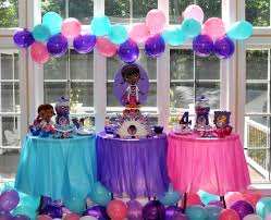 doc mcstuffins birthday party doc mcstuffins dessert table 2nd birthday doc mcstuffins