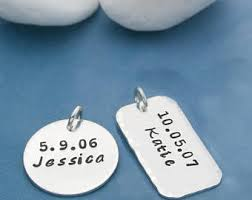 custom charms personalized charms etsy