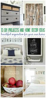 diy projects for home decor inspiring diy projects and home decor ideas clean and scentsible
