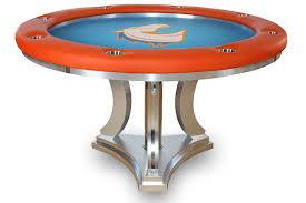 Custom Poker Tables Falcon Stunning Poker Table Custom 60 Inch