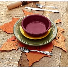 Dishes Bed Bath And Beyond Fall Harvest Décor Products Damask Napkins Dinnerware