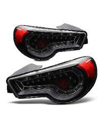 winjet subaru brz tail lights