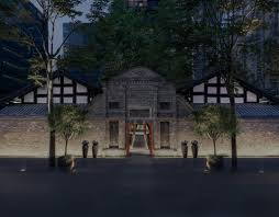 luxury hotel in chengdu the temple house