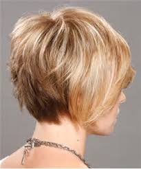 stacked shaggy haircuts image result for short haircuts for women over 50 back view
