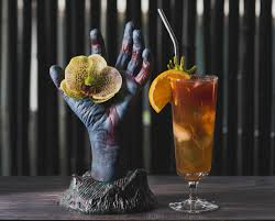 drink and be scary spooktacular halloween cocktails
