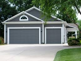 Four Car Garage Plans Best 25 Detached Garage Ideas On Pinterest Detached Garage