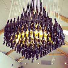 Diy Bottle Chandelier Wine Bottle Chandelier U2013 Massagroup Co