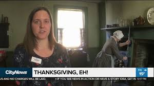 history lesson canadian thanksgiving
