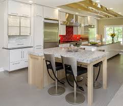 Kitchen Classics Cabinets by On U Featuring White Acrylic Doors Ovation Cabinetry