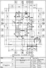 Two Storey Floor Plan Two 2 Storey House And Lot At Ilumina Estates Davao Real Estate