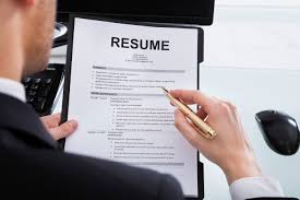 Resume Job In Linux by Examples Of Each Part Of A Resume
