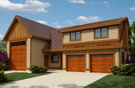 3 car garage plans with apartment plan 9839sw rv garage apartment with guest bed rv garage