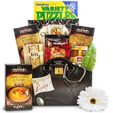 book gift baskets doctor s bag with puzzle book get well gift basketgourmet gift