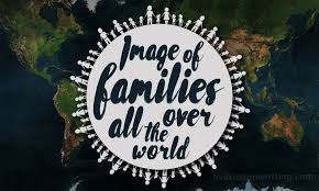 features of families in different countries of the world