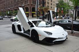 lamborghini aventador lp 750 4 superveloce 2016 lamborghini aventador lp 750 4 sv stock gc2052 for sale
