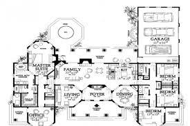 Mediterranean House Floor Plans One Story Mediterranean House Floor Plans Mediterranean