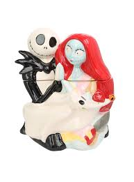 the nightmare before christmas cookie jar topic