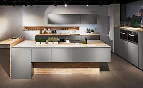 poggenpohl launches the new stone grey finish kbis pressroom