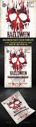 halloween signage halloween party party events creative and flyer template
