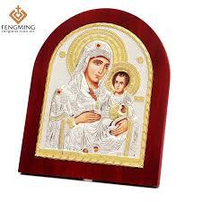 catholic baptism gifts wood metal silver orthodox religious catholic baptism gifts