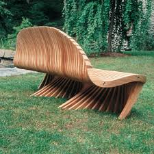 cozy and durable teak modern bench designs ideas and decors