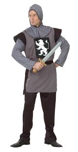 medieval knight costume for men adults costumes and fancy dress