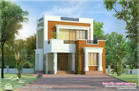 kerala home design flat roof elevation cute small house design in 1011 square feet kerala home for small