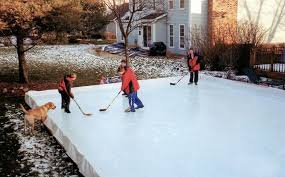 backyard ice skating rinks savol pools