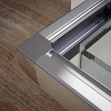 bi fold shower door hinges bifold pivot hinge sliding wet room shower door enclosure glass