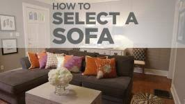 How To Choose A Couch How To Choose A Sofa With Candice Olson Video Hgtv