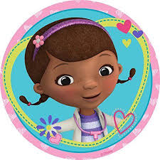 doc mcstuffins cake toppers doc mcstuffins edible frosting image cake topper 8