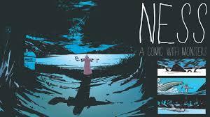 ness a monster comic set in scotland by chris welsh u2014 kickstarter