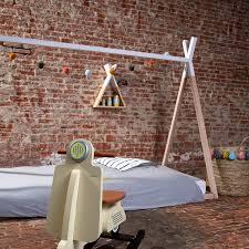 Child Bed Frame Tipi Children S Bed Frame By Childwood Avenue