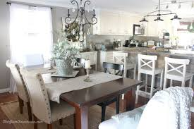 Modern Farmhouse Dining Room Rustic Glam Dining Room Tour With Before U0026 Afters The Glam