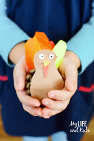 Easy Turkey Crafts For Kids - thanksgiving crafts for kids my life and kids