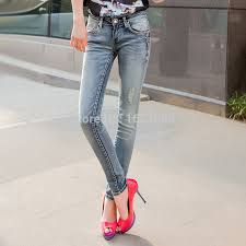 Light Wash Ripped Skinny Jeans Compare Prices On Light Blue Skinny Jeans Online Shopping Buy Low