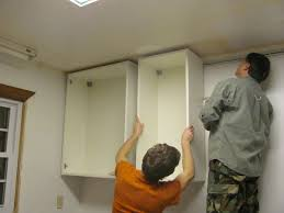 how to hang ikea kitchen wall cabinets house tweaking