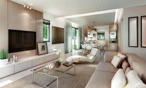 luxurious living room design looks chic and awesome roohome