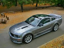 saleen ford mustang s281 scenic roof 2006 pictures