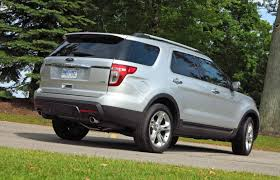 suv ford explorer suv review 2015 ford explorer limited driving