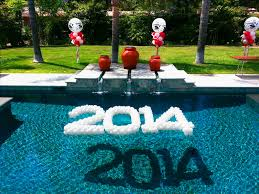 best 25 swim party decorations ideas on pinterest beach party
