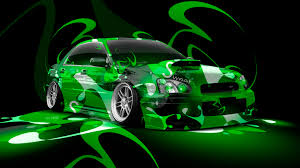 green subaru wrx subaru impreza wrx sti super abstract car 2017 ino vision