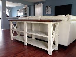 Ideas For Sofa Tables Cottage Sofa Table 79 With Cottage Sofa Table Jinanhongyu Com