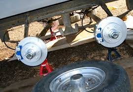 titan hydraulic over electric trailer disc brake conversion review