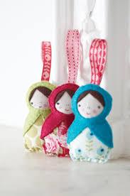 russian doll decoration free sewing pattern sewandso