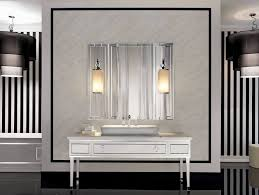 Modern Vanity Mirrors For Bathroom by Bathroom Illuminated Led Bathroom Mirrors Bathroom Vanity And