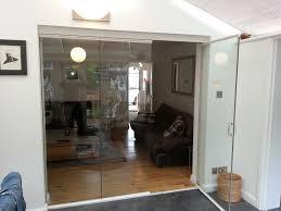 Glass Room Divider Doors Bi Folding Glass Doors Interior U2022 Interior Doors Ideas