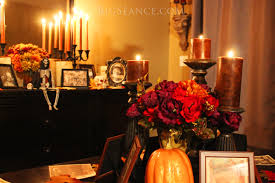 October Decorations Consider A Halloween Altar When Decorating For October The Big