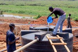 listening to water treatment needs in rwanda refugee camps the