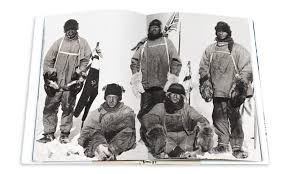 south pole the british antarctic expedition 1910 book assouline